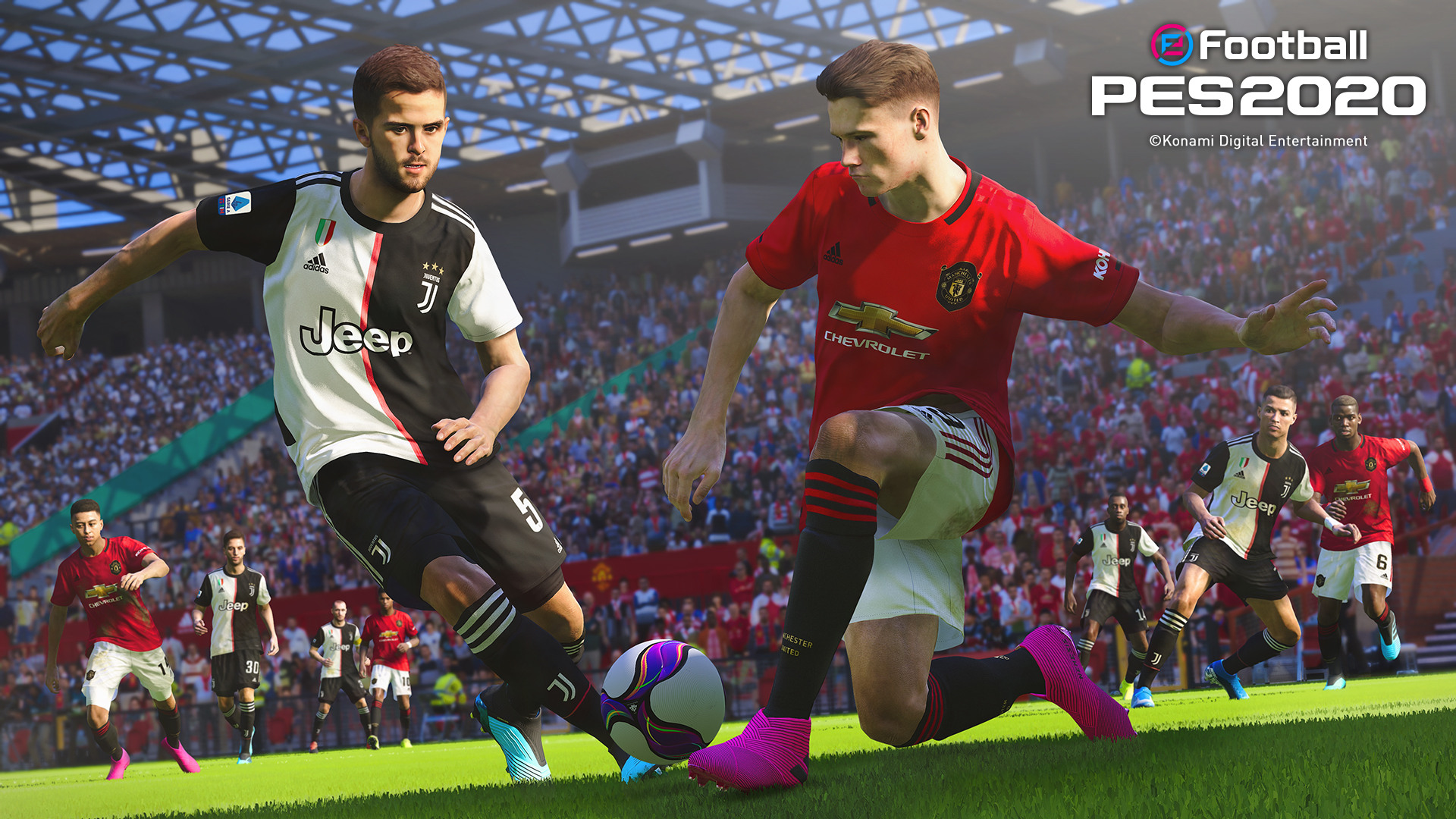 Pro Evolution Soccer wallpaper 2020