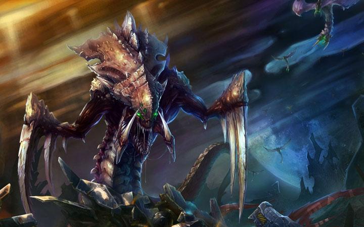 starcraft 2 zerg